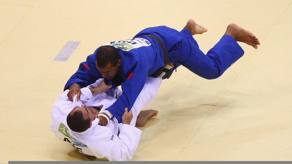 London Paralympics: Judo - London 2012