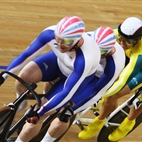 London Paralympics: Track Cycling