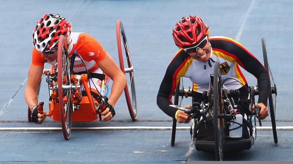 London Paralympics: Road Cycling - London 2012