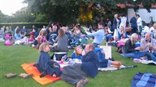 Trinity Summer Cinema Series