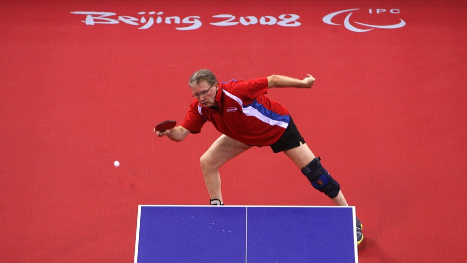 London Paralympics: Table Tennis - London 2012