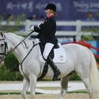 London Paralympics: Equestrian