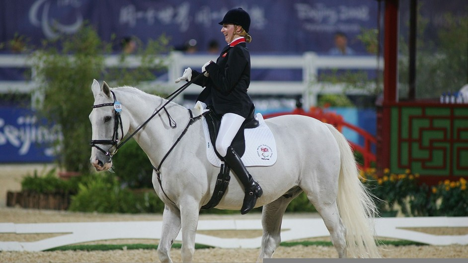 London Paralympics: Equestrian - London 2012