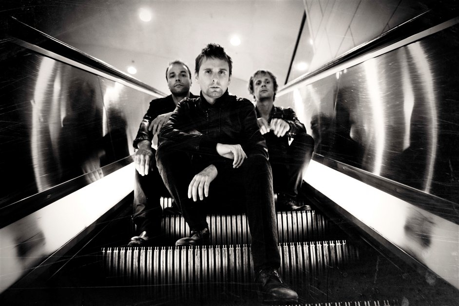 Muse - Image courtesy of SJM Concerts