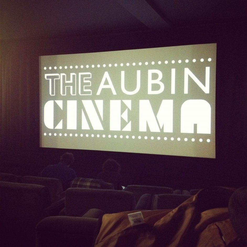Aubin Cinema - (c) Christopher Lewis