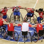 London Paralympics: Wheelchair Basketball (knock-out phase)