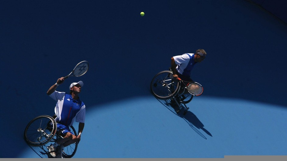 London Paralympics: Wheelchair Tennis - London 2012