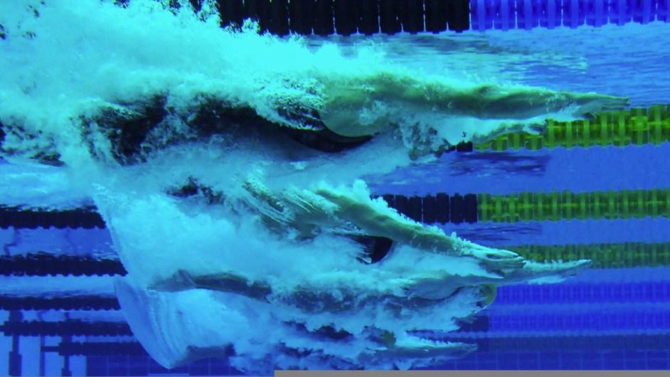 London Paralympics: Swimming - London 2012