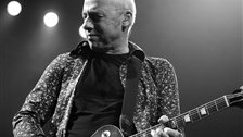 Mark Knopfler. Image courtesy Royal Albert Hall