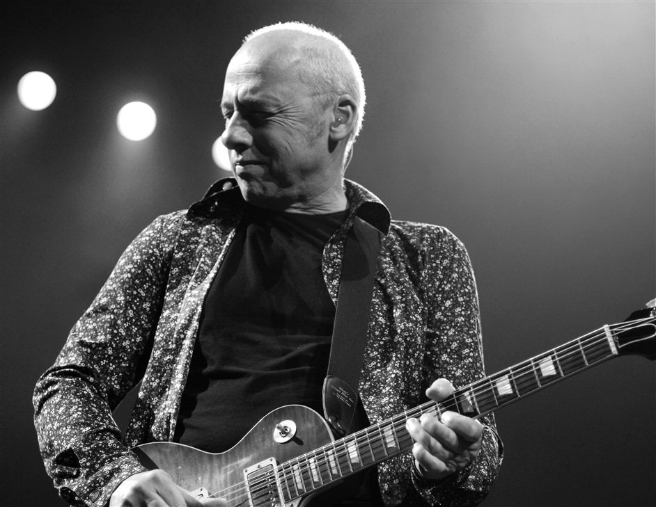 Mark Knopfler - Mark Knopfler. Image courtesy Royal Albert Hall