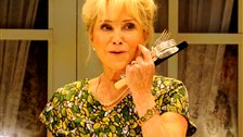 ON Relatively Speaking - Felicity Kendal.  - Photo by Nobby Clark