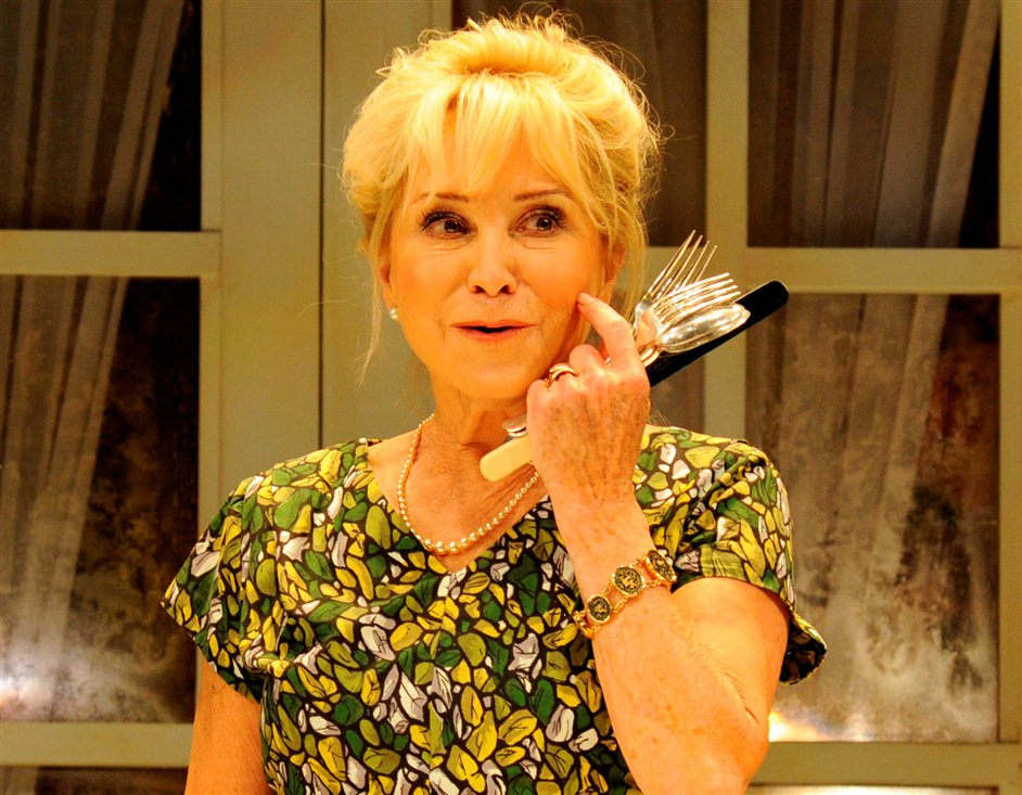Relatively Speaking - Relatively Speaking - Felicity Kendal. Photo by Nobby Clark