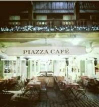 Piazza Caf�