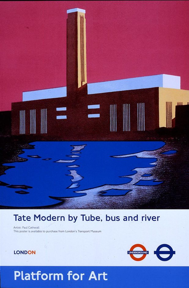 Poster Art 150: London Underground's Greatest Designs - London Transport Museum � Transport for London