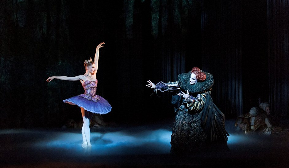 English National Ballet: The Sleeping Beauty - Photography by Patrick Baldwin
