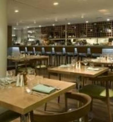 HIX Restaurant, Champagne & Caviar Bar