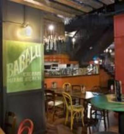 Bar Salsa!