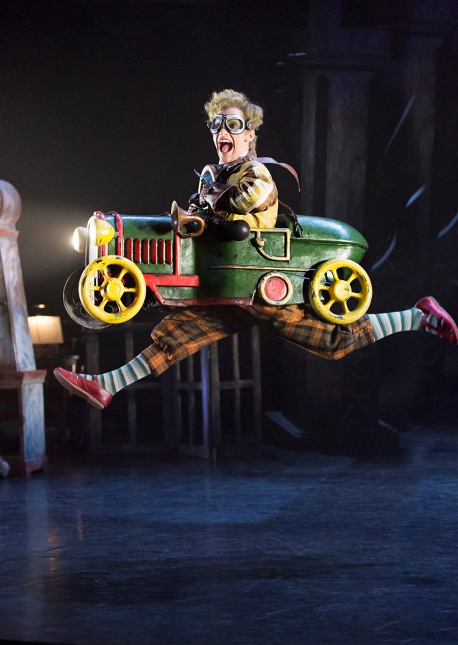 The Royal Ballet: The Wind In The Willows - Credit Johan Perrson
