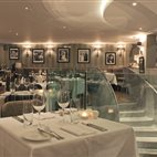 Carrara Restaurant at the St James Theatre hotels title=