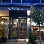 Restaurant A.Wong