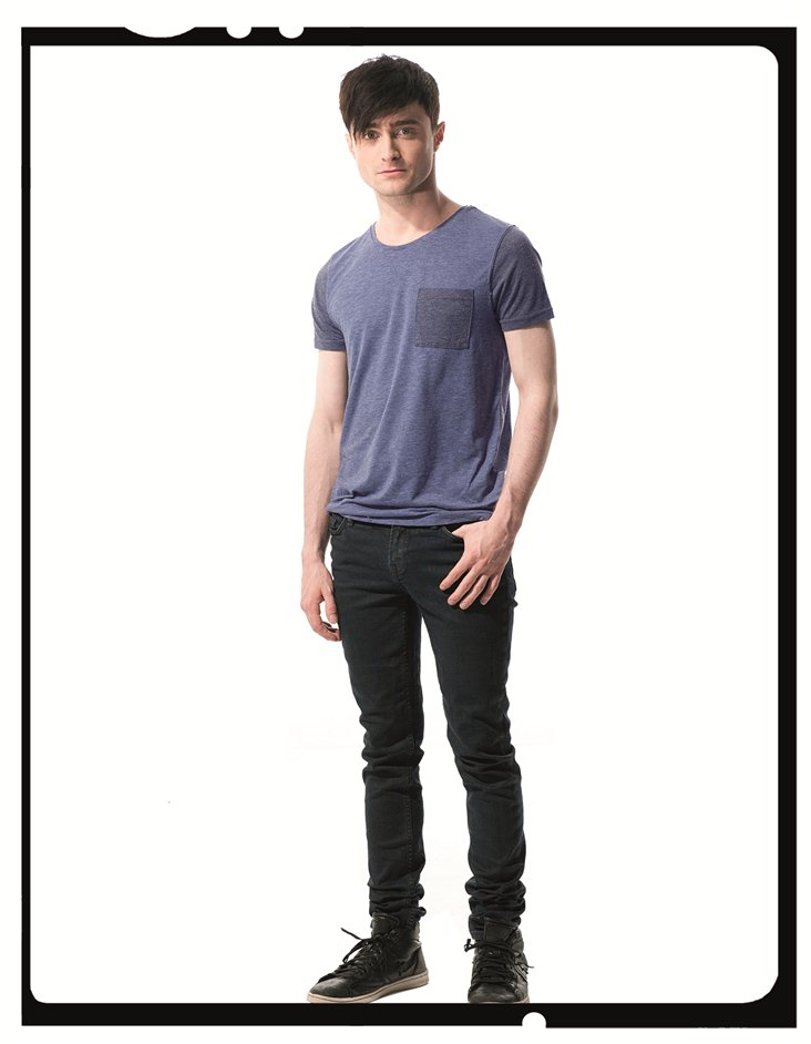 The Cripple Of Inishmaan - Daniel Radcliffe. Photo from Kate Morley PR