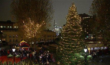 St Katharine Docks Christmas Market