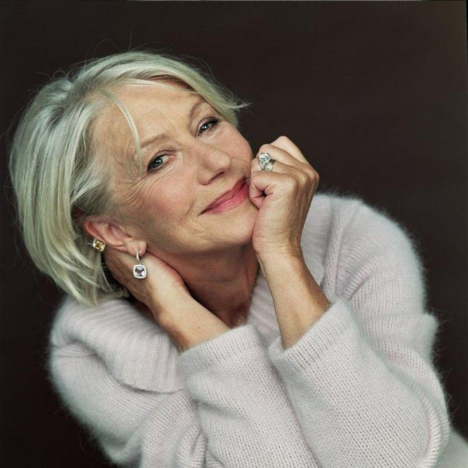 The Audience - Helen Mirren - photograph by Giles Keyte
