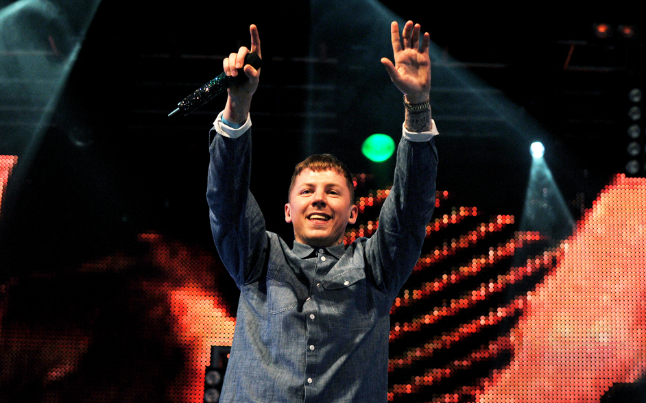 BBC Radio 1's Hackney Weekend - Professor Green