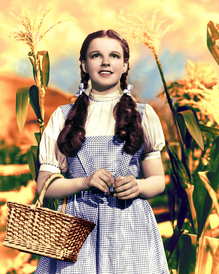 Hollywood Costume - The Wizard of Oz | MGM / The Kobal Collection