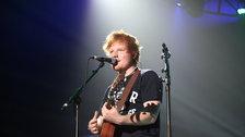BRIT Awards 2015 - Ed Sheeran plays at the 2015 BRIT Awards