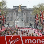 Virgin London Marathon 2014