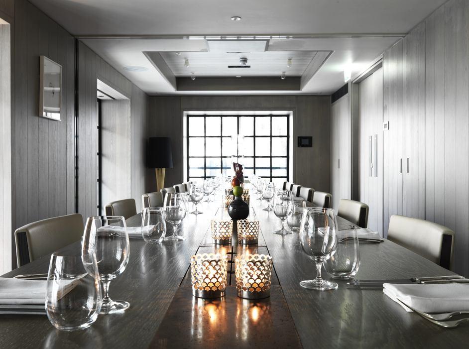 Hix Belgravia - Dining room