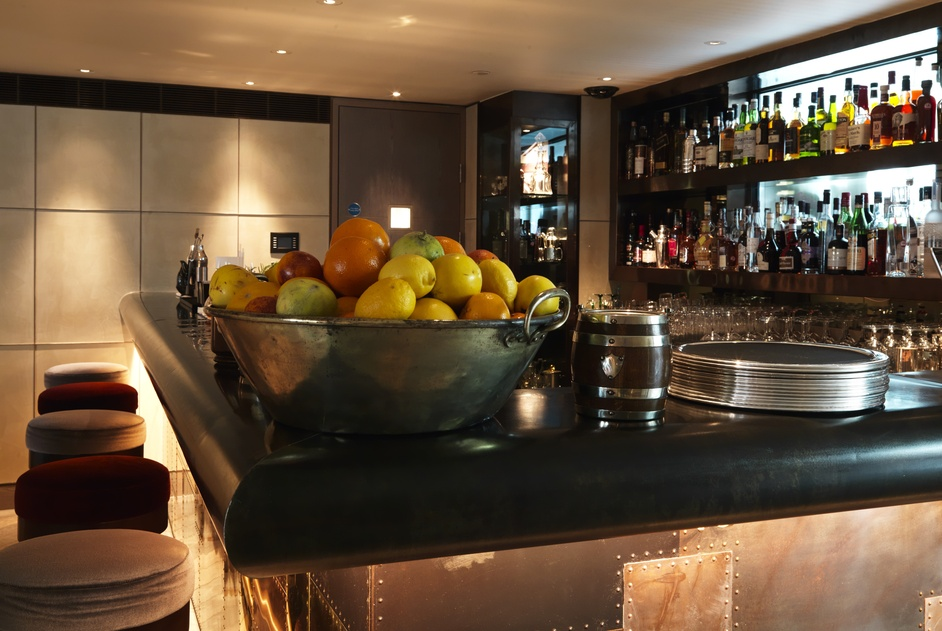 Hix Belgravia - Mark's Bar