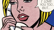 Lichtenstein: A Retrospective - Roy Lichtenstein, Oh, Jeff...I Love You, Too...But... 1964
