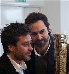 Edward Barber & Jay Osgerby, Olympic Torch - Photographer Luke Hayes