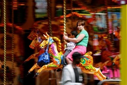 Clapham Common Fun Fair