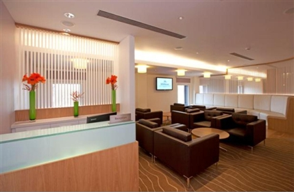 Hilton London Heathrow Airport Terminal 5