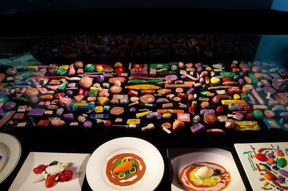 ElBulli: Ferran Adria and The Art Of Food - Plasticine models � Palau Robert