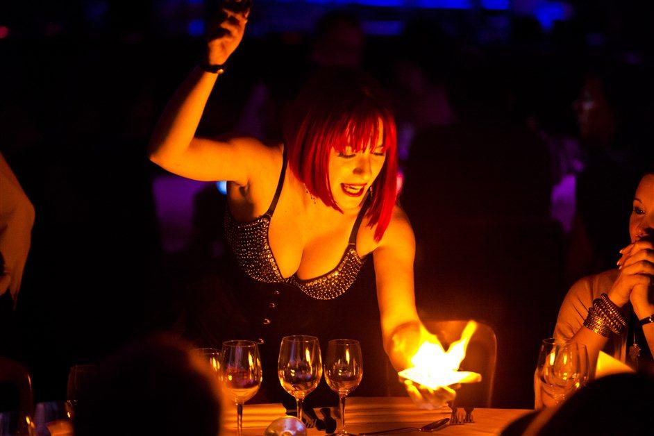 The Black Cat Cabaret - Laura London