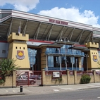 Boleyn Ground (Upton Park) - West Ham United