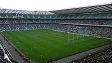 Rugby World Cup: England v Fiji at Twickenham - Opening match of the Rugby World Cup 2015