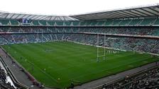 Autumn Internationals: England v Australia - Twickenham Stadium