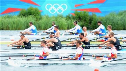 London Olympics: Rowing
