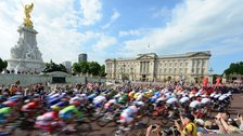 Tour de France: Monday 7th July 2014 - Olympic cycling 2012