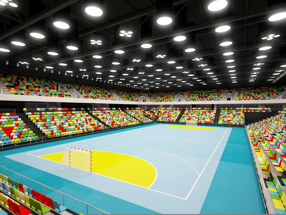 Copper Box Arena