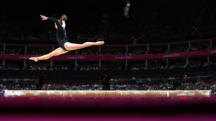 London Olympics: Artistic Gymnastics