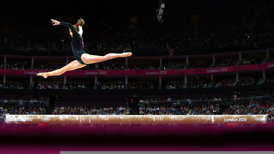 London Olympics: Artistic Gymnastics - London 2012