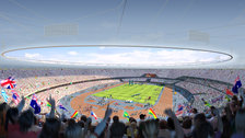Olympic Stadium - Re-opens 21st July 2013