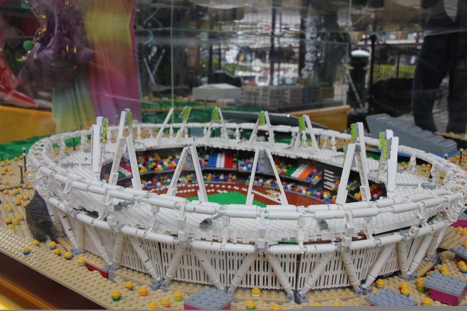 LEGO Olympic Park - LEGO Olympic Park by Warren Elsmore