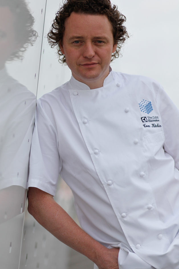 The Cube by Electrolux - Tom Kitchin
